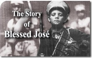 The Stunning Story of Blessed José