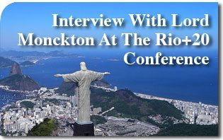 Interview With Lord Monckton at the Rio+20 Conference