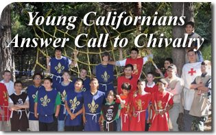 2012_Young_Californians_Answer_Call_to_Chivalry Young Californians Answer Call to Chivalry