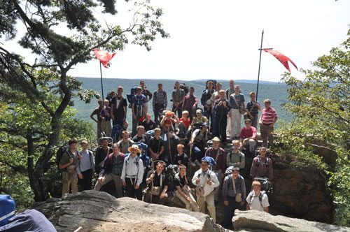 This Camp Calls Boys to Practice Chivalry - Outings, Hike, 2012