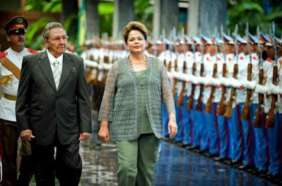 Cuban authorities never admit to slave workers, yet condemn non-communist countries