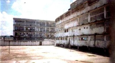 Cuban prison Combinado del Este were conditions are subhuman