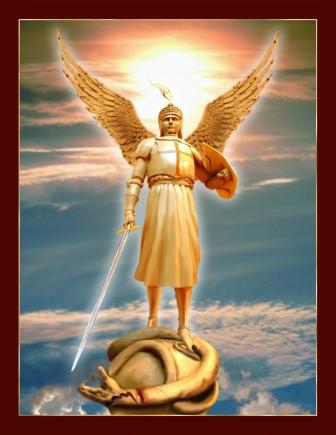 saint michael the archangel glorious prince of the heavenly hosts tfp