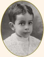Plinio Corrêa de Oliveira when he was four years old
