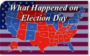 What Happened on Election Day