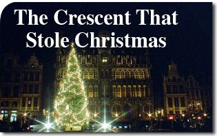 The Crescent That Stole Christmas