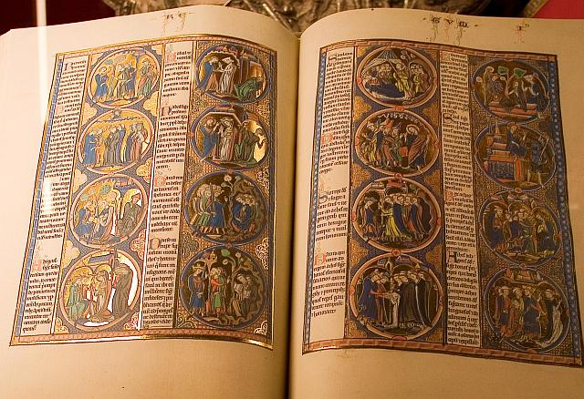 Bible-of-Saint-Louis-King-of-France The Middle Ages: An Explosion of Freedom, Creativity and Progress
