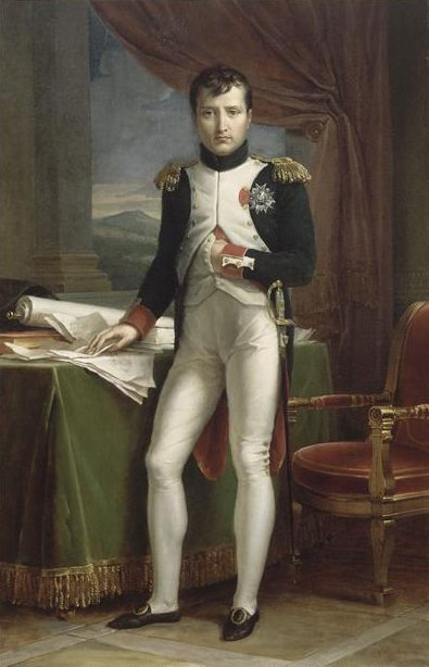 What Napoleon Thought About Holy Communion