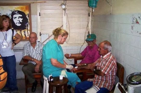 2015_Cuban_Hospital In Search of the Lost Wolf