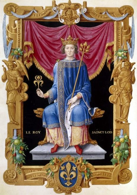"2015_King_Saint_Louis_IX The ""Strong Money"" of Good King Saint Louis"