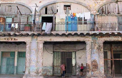 2015_Residential_Complex_Havana_Cuba In Search of the Lost Wolf