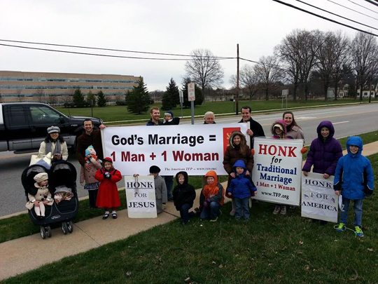 "Is Same-Sex ""Marriage"" Settled Law? 4,223 Rallies Say No!"