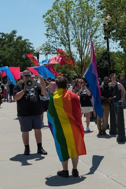 The American TFP March for Marriage Draws Large Crowd to Capitol Hill