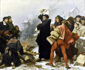 Can Ecumenism Justify the Pope's Celebration of Luther's Revolt?