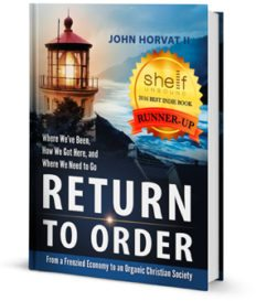 Eleventh Award for 'Return to Order' Proves Book More Timely Than Ever