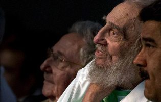 Dictator Castro, Clergy Support, Withered Myth