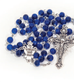 1-5-249x273 Quotes About the Rosary from Our Lady, Popes, and Saints