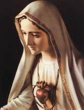 Immaculate-Heart-of-Mary-Fatima Devotion to the Heart of Mary Will Save the World