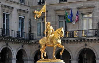 "Saint Joan of Arc Was a Knight, Not a ""Knightess"""