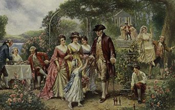 Leisure-Washingtons-Garden Why Can't Americans Enjoy Life?