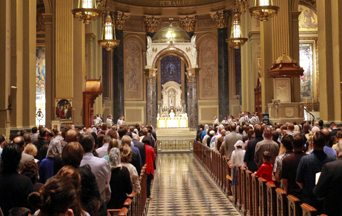 A Truly Grand and Awe-inspiring Mass