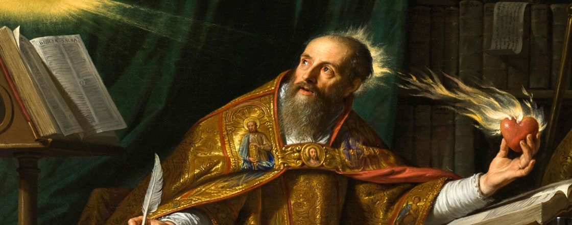Commentary on Saint Augustine's Prayer to the Holy Ghost