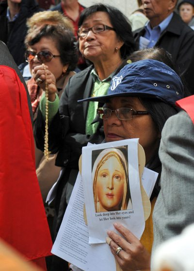 21,570 Rosary Rallies to Blanket America on October 14th