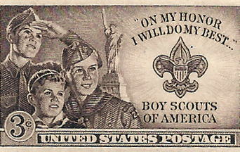 "This is the ""Girlification"" of the Boy Scouts"