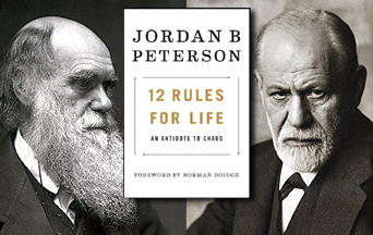 How Jordan Peterson Can Lead to Freud and Darwin, not God