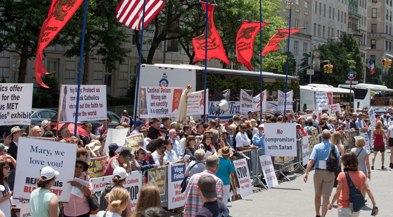"""Reparation Crusade in Manhattan: """"Much More Than I Expected!"""""""