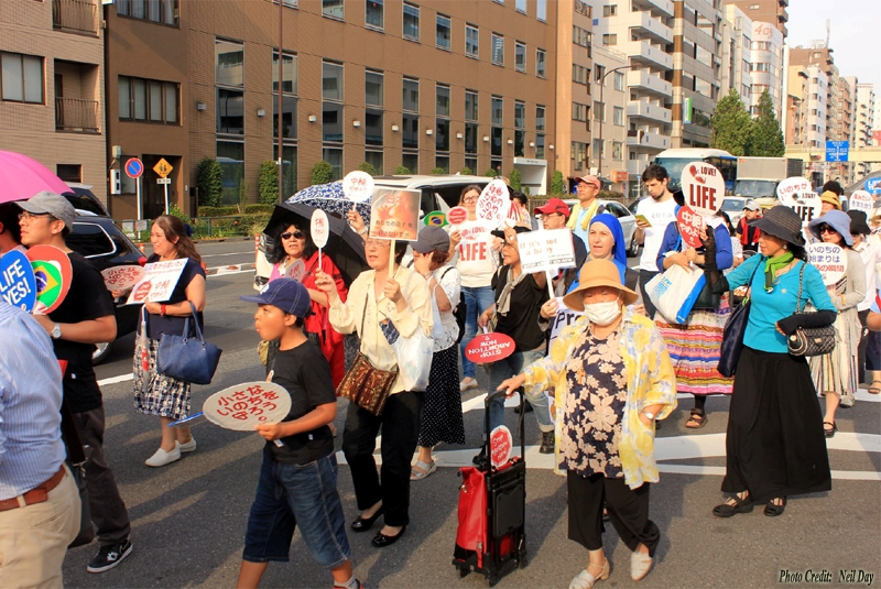 A Vibrant March for Life…In Tokyo!