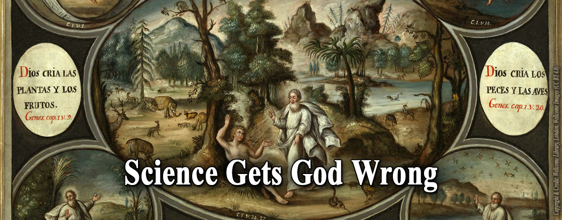 Science Gets God Wrong