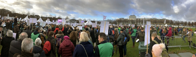 Victory Against the Odds: March for Life in the Netherlands Is a Sign of Hope!