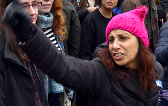 Women's March Feminists Brawl Over Who Is More Equal