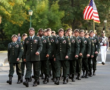 US Army Rangers 100% Americans honor brave military heroes