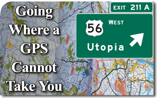 Going Where a GPS Cannot Take You: The Joys of Map Reading