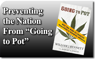 "Preventing the Nation From ""Going to Pot"""