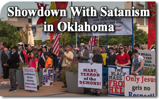 Showdown With Satanism in Oklahoma