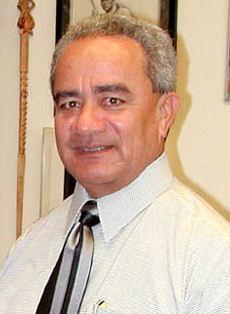 Togiola T.A. Tulafono, former Governor of American Samoa