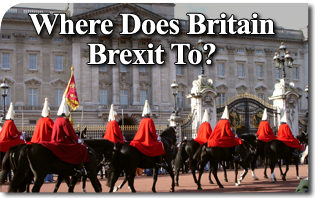 Where Does Britain Brexit To?