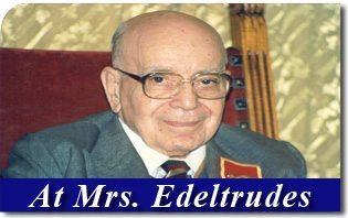 At Mrs. Edeltrudes