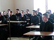 Seminarians in Sandomierez concerned about pastoral aspects of the homosexual problem