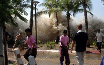 Tsunami: Natural Causes and Supernatural Consequences