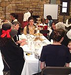 Teaching Manners at a Formal Tea