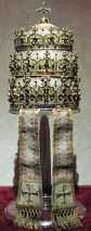 Papal Tiara on exhibit