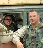 Heroism - Sgt. Paul Brondhaven