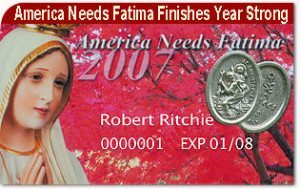 America Needs Fatima Finishes Year Strong