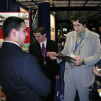 The 2008 presidential election was on nearly everyone's mind at CPAC this year.