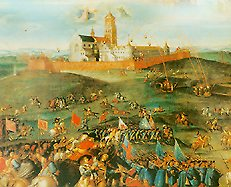 The Siege of Czestochowa