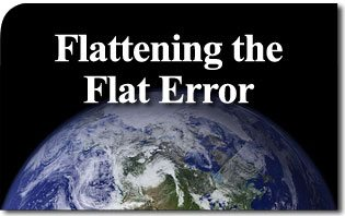 Flattening the Flat Error